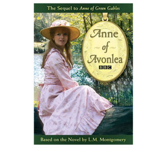 Anne of Avonlea 2-Disc DVD Set - E266652