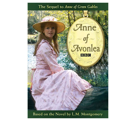 Anne of Avonlea 2-Disc DVD Set