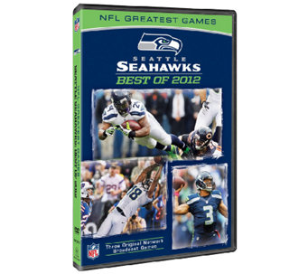 NFL: Greatest Games Set: Seattle Seahawks - Best of 2012 - E284752