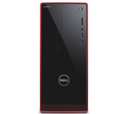 Dell Inspiron Desktop Intel i7, 16GB RAM, 2TB HDD