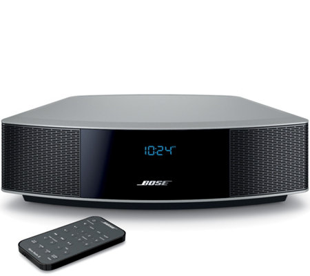 Bose Wave Radio Iv With Top Touch Controls Page 1 Qvc Com