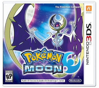 Pokemon Moon - Nintendo 3DS - E290453