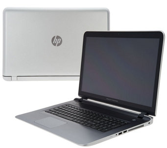 "HP 17"" Touch Laptop A10 8GB RAM 1TB HD with Life Time Tech - E229854"