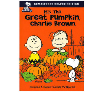 It's The Great Pumpkin, Charlie Brown DVD - E262554