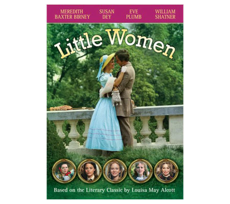 Little Women 2-Disc DVD Set