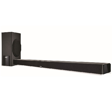 "RCA 40"" Bluetooth Home Theater Sound Bar with Subwoofer"