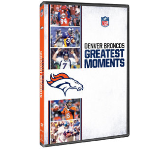 NFL Greatest Moments: Denver Broncos DVD - E284754