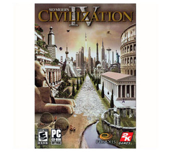 Sid Meier's Civilization IV - Windows - E148455