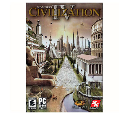 Sid Meier's Civilization IV - Windows