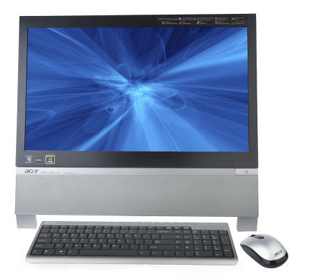 "Acer All-in-One 23"" Touchscreen 4GB RAM, 1TB HD Windows7,Webcam & 4-Year McAfee"