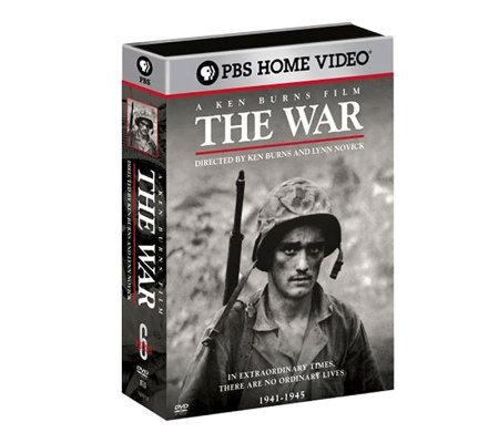 The War: A Ken Burns Film DVD 6-Disc Set