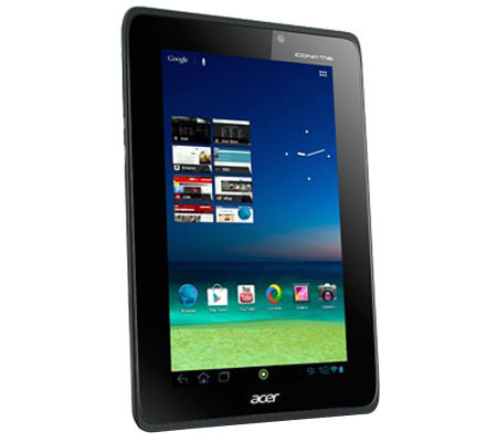 "Acer Iconia 8"" 16GB Android 4.2 WiFi Tablet with Webcam"