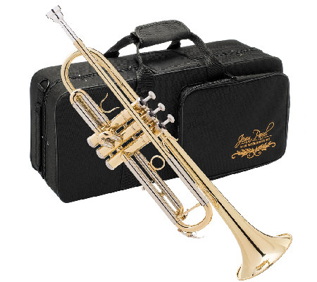 Jean Paul USA Trumpet with Contoured Case