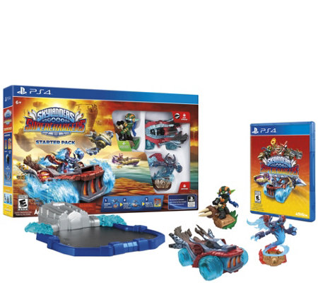 Skylanders SuperChargers Starter Kit - PlayStation 4