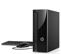 HP Slimline Desktop - AMD E2, 4GB RAM, 1TB HDD& Software - E289355