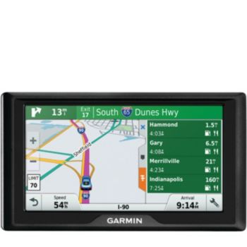 Garmin 6 Drive GPS with Free Lifetime Maps & Traffic