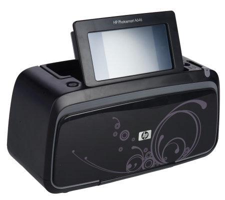 "HP Photosmart Compact Photo Printer with 3.4""Touchscreen &Photo Software"