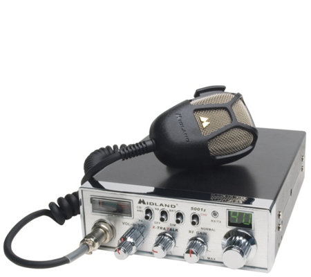 Midland 5001Z CB Radio with PA Function