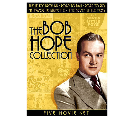 The Bob Hope Collection 3-Disc DVD Set