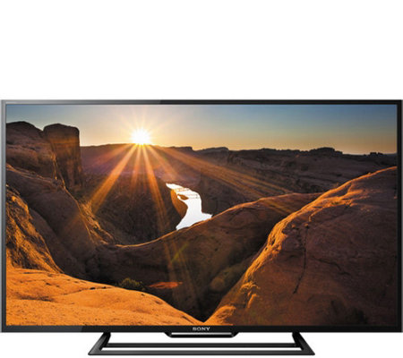 "Sony 40"" LED 1080p Smart HDTV"