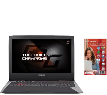 "ASUS ROG 17.3"" Gaming Laptop - Ci7 16GB GTX1070& 2Yr Warranty - E290056"