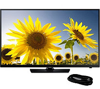 "Samsung 40"" Class LED 1080p HDTV with HDMI Cable - E290256"