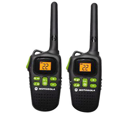 Motorola Set of 2 Talkabout MD200R Rechargeable2-Way Radio