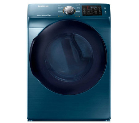 Samsung 7.5 Cubic Foot Front-Load Electric Dryer