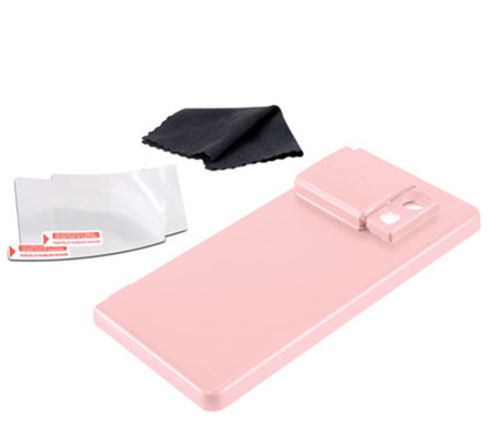 DreamGear DSi Flash Cover 4-in-1: Pink - Nintendo DSi