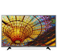 "LG 43"" Smart 4K LED TV with HDMI Cable and Software"
