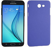 "TracFone Samsung Galaxy J7 Sky Pro 5.5"" w/ Case & 1500 Min/Text/Data - E230658"