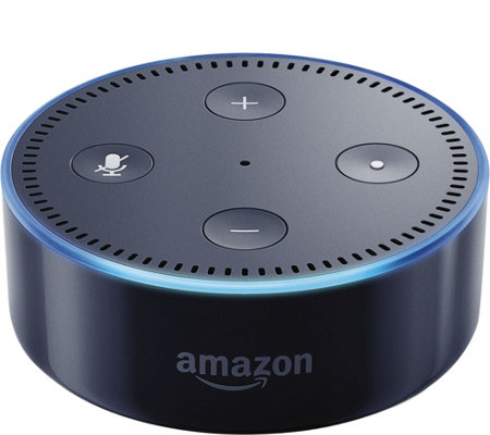 Amazon Echo Dot 2nd Generation Voice Control Assistant with Amazon Music