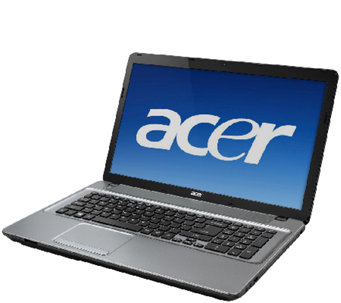"Acer Aspire 17"" Laptop - Intel, 4GB RAM, 500GBHDD, Windows 7 - E282958"