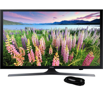 "Samsung 43"" Class FLED 1080p HDTV with HDMI Cable - E290258"