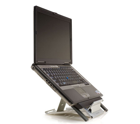 Mobile Laptop Stand - Graphite