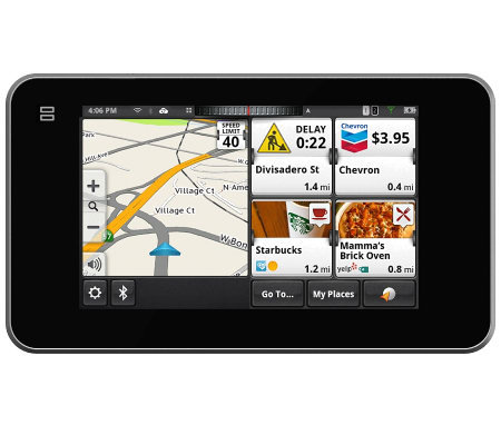 "Magellan 5.0"" 5295SQLUC SmartGPS w/ Lifetime Maps & Traffic"