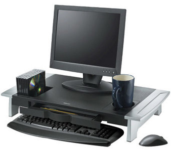 Fellowes 8031001 Premium Monitor Riser - E265259