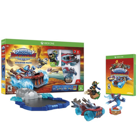 Skylanders SuperChargers Starter Kit - Xbox One