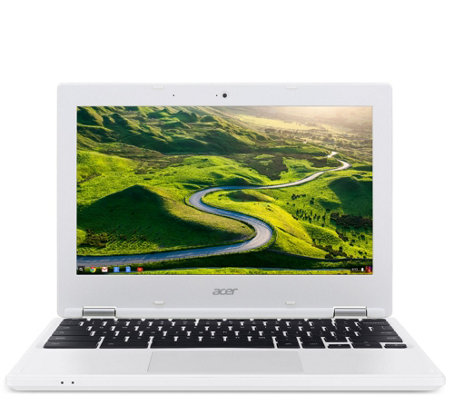"Acer 11.6"" Chromebook -Intel Celeron, 2GB RAM,16GB SSD"