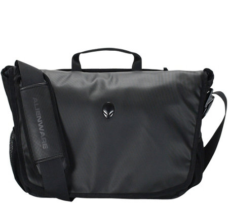 Alienware Vindicator Computer Messenger Bag
