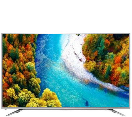 "Sharp Aquos 55"" Class 4K UHD LED Smart TV w/ HDMI Cable"