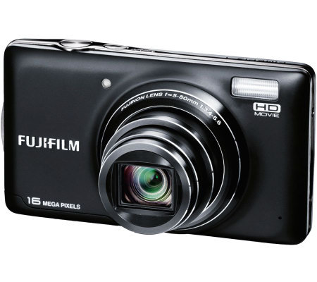 Fuji FinePix T400 16MP, 10X Optical Zoom Digital Camera