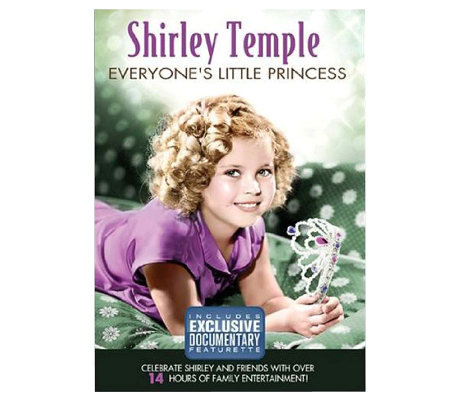 Shirley Temple - Everyone's Little Princess DVD