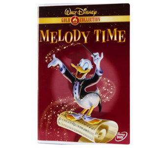 Melody Time Gold Collection - DVD - E269360