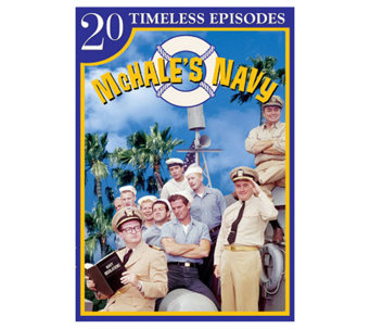 Mchale's Navy: 20 Timeless Episodes 2-Disc DVDSet - E270260