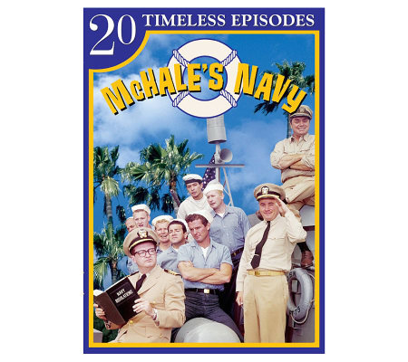 Mchale's Navy: 20 Timeless Episodes 2-Disc DVDSet