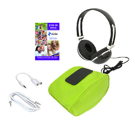 Digital Gadgets Accessory Bundle with Speaker,iCozy & More