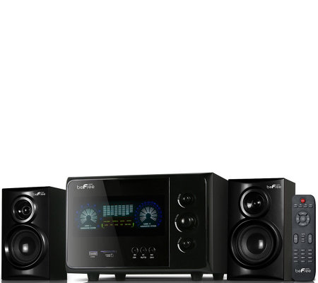 beFree Sound BFS-45L 2.1-Channel Bluetooth Surround System