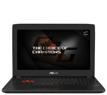 "ASUS ROG 17.3"" Gaming Laptop - Core i7, 16GB, GTX 1060 - E290060"