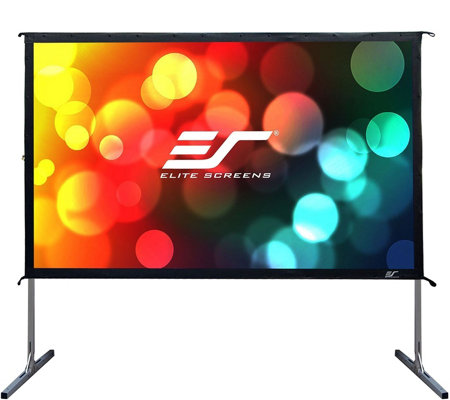 "Elite Screens 100"" Yard Master 2 Outdoor Projection Screen"